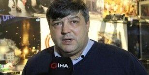 Dragos Hincu: 'Engin Fırat ile çalışmaktan çok mutluyuz'