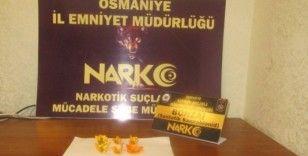 Osmaniye polisi uyuşturucu satıcılarına göz açtırmıyor