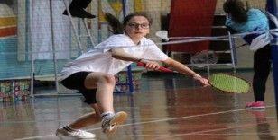 Badminton Ege Grup Müsabakaları sona erdi