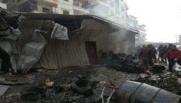 Hafter'in Trablus'ta askeri okula düzenlediği saldırı anı kamerada