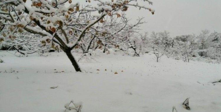 Turgutlu'da 15 okul kar yağışı nedeniyle tatil