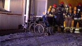 Polonya'da bakımevinde yangın, 4 ölü, 20 yaralı