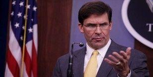 ABD Savunma Bakanı: Irak'tan çekilme planımız yok