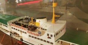 Efsane gemiler Kuşadası'nda hayat buluyor