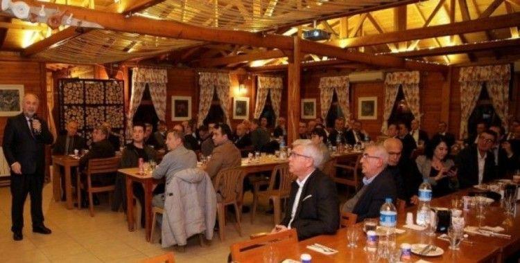 Trakya Üniversitesi MEYOK 5. Danışma Kurulu Toplantısı yapıldı