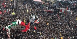İranlı General Süleymani bugün Kirman'da defnedilecek