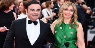Ghosn'un eşi için tutuklama emri