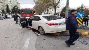 Gaziantep'te aşırı hız dehşeti, 15 yaralı