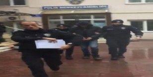 Çaldığı televizyonla polise yakalanmıştı, tutuklandı