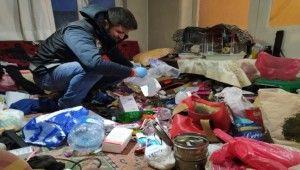 Bursa'da bin polisle şafak operasyonu, 27 gözaltı