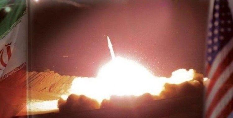 Saldırılar başladı, füzeler ateşlendi, ABD üsleri vuruldu!