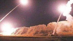 Irak'tan saldırı açıklaması, 22 füze düştü
