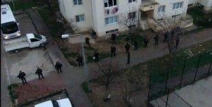 Bursa'da bin polisle şafak operasyonu: 27 gözaltı