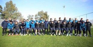 Keçiörengücü ile MKE Ankaragücü hazırlık maçında kozlarını paylaşacak