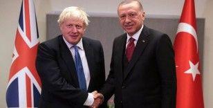 Erdoğan ve Johnson'dan İran için ortak karar