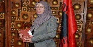 Kosova'da İran destekçisi kadın gözaltına alındı
