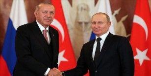 Cumhurbaşkanı Erdoğan ve Putin'den Libya'da ateşkes için çağrı