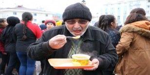 Yozgat'ta bin 500 kişiye arabaşı ikram edildi