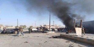 Resulayn'da bomba yüklü bir araç patladı: 2 ölü