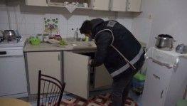 Bursa'da gaybubet evi baskını, 13 gözaltı