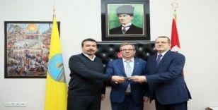 Trakya Üniversitesi Balkan Araştırma Enstitüsü'nde görev değişikliği