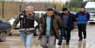 FETÖ'den aranan zanlı Ukrayna'ya kaçarken yakalandı