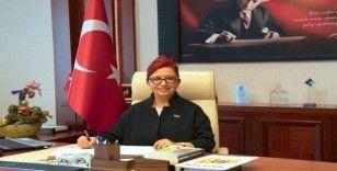 """Edibe Sözen'in """"10 Ocak Çalışan Gazeteciler Günü"""" mesajı"""