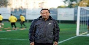 """Adli Gevrek: """"Guilherme'ye teklif gelirse değerlendiririz"""""""
