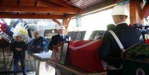 (Düzeltme) Antalya eski İl Emniyet Müdürü Canca son yolculuğuna uğurlandı