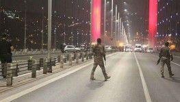 Köprüyü silahla trafiğe kapatan şüpheliye 6 yıla kadar hapis istemi