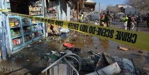 Pakistan'da akaryakıt istasyonunda patlama: 2 ölü