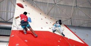 Diyarbakır'ın dağcı çocukları yarışmalara hazırlanıyor