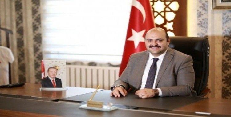 """Başkan Orhan, """"Gazetecilik vicdani temeller üzerine kuruludur"""""""