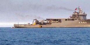 Batan teknede kaybolan 3 kişi çıkartılıyor