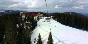 Ilgaz Dağı Milli Parkı Yurdun Tepe Kayak Merkezi 12 Ocak'ta açılıyor