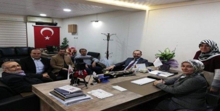 Başkan Kavaklıgil 10 Ocak Gazeteciler Gününü kutladı