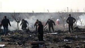 İran uçağı düşürdüğünü itiraf etti