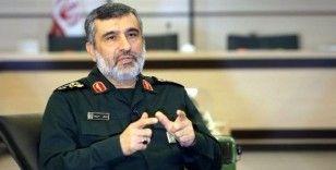İran Hava Kuvvetleri Komutanı Hacızade: 'Tüm sorumluluğu üzerime alıyorum'