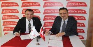 Medical Park Elazığ Hastanesi ile TED Elazığ Koleji arasında sağlık protokolü