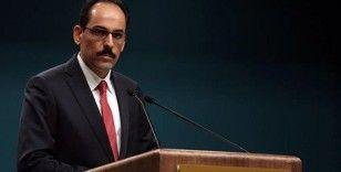 Cumhurbaşkanı Sözcüsü Kalın, ABD'nin Suriye Özel Temsilcisi Jeffrey ile görüşüyor