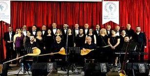 Çeşme'de kış soğuğunda Türk Halk Müziği sıcaklığı