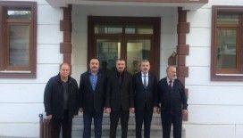 AK Parti'den KGC'ye ziyaret