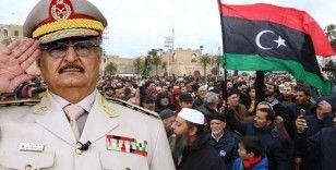 Libya'da ateşkes yürürlüğe girdi