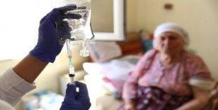 Denizli'de Evde Bakım ve Sağlık Merkezi 16 binden fazla vatandaşa ulaştı