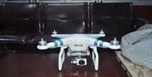 Terör örgütüne drone gönderirken yakalandı