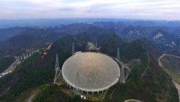 Çin'in gökyüzündeki gözü çalışmalarına başladı