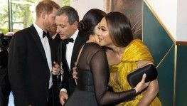 Prens Harry: 'Eşimin işe ihtiyacı var!'