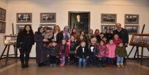 Karaabdülbakili çocuklar Atatürk Müzesine hayran kaldı