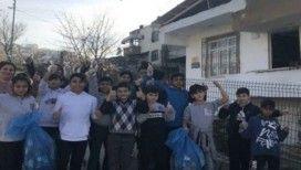 Samsun'da 'Sıfır Atık Projesi'ne klipli destek