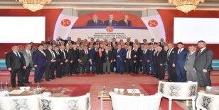 Başkan Aydın, MHP'nin Ankara'daki toplantısına katıldı